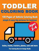 Toddler Coloring Books Ages 2 4 Book PDF