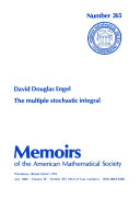 The Multiple Stochastic Integral [Pdf/ePub] eBook