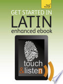 Get Started In Latin: Teach Yourself Audio eBook (Kindle Enhanced Edition)