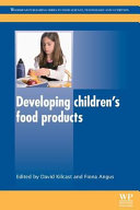 Developing Children S Food Products