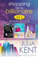 Shopping for a Billionaire Boxed Set (Books 6-8)
