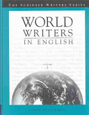 World Writers In English Chinua Achebe To V S Naipaul