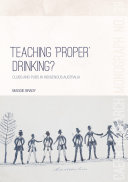 Pdf Teaching 'Proper' Drinking?