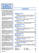 California Journal THE MONTHLY ANALYSIS OF STATE GOVERNMENT AND POLITICS