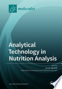 Analytical Technology in Nutrition Analysis Book
