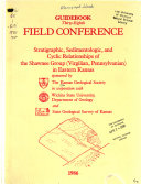 Guide Book  of The  Regional Field Conference
