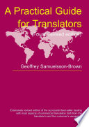 A Practical Guide for Translators