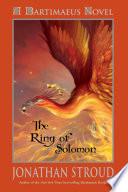 The Ring of Solomon  A Bartimaeus Novel