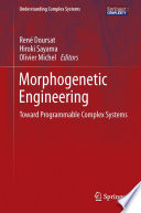 Morphogenetic Engineering Book