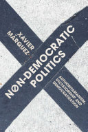Non Democratic Politics