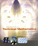 Introduction to Technical Mathematics with Mymathlab Student Access Kit Book