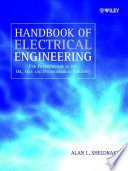 Handbook Of Electrical Engineering PDF