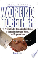 Working Together Book