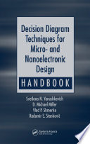 Decision Diagram Techniques For Micro And Nanoelectronic Design Handbook Book PDF