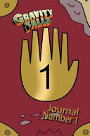 Gravity Falls Journal Blank Notebook