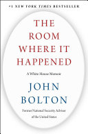 The Room Where It Happened Book