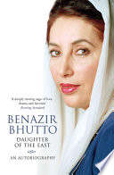 Daughter Of The East An Autobiography