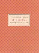 The Birthday Book
