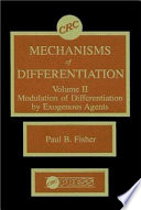 Mechanisms of Differentiation