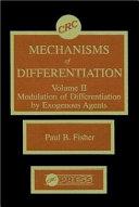 Mechanisms of Differentiation
