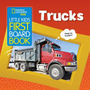Little Kids First Board Book  Trucks Book PDF