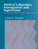 Medical Laboratory Management and Supervision
