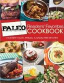 Paleo Magazine Readers Favorites Cookbook Book