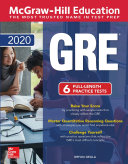McGraw Hill Education GRE 2020