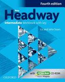 New Headway: Intermediate Fourth Edition: Workbook with iChecker with Key
