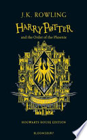 Harry Potter and the Order of the Phoenix - Hufflepuff Edition