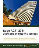 Sage Act! 2011 Pdf