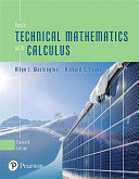 Basic Technical Mathematics With Calculus Access Code