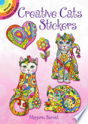 Creative Cats Stickers Book