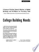 College Building Needs