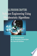 SOFTWARE ENGINEERING USING METAHEURISTIC ALGORITHMS