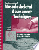 Fundamentals Of Musculoskeletal Assessment Techniques Book PDF