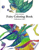 Sybil Stewart Fairy Coloring Book Book
