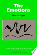 """The Emotions"" by Nico H. Frijda, NICO H AUTOR FRIDJA, Antony Manstead, Keith Oatley"