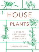Houseplants (mini) Book