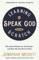 Learning to Speak God from Scratch [Pdf/ePub] eBook