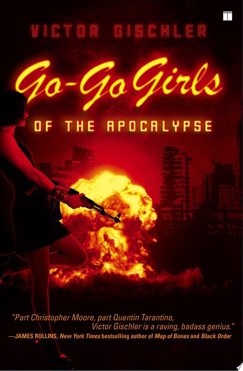 Go-Go Girls of the Apocalypse banner backdrop