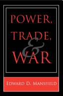 Power  Trade  and War