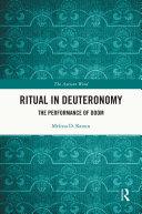 Ritual in Deuteronomy