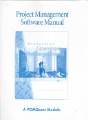 Project Management Software Manual