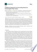 A Refined Approach for Forecasting Based on Neutrosophic Time Series