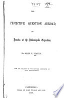 The Protective Question Abroad    Book