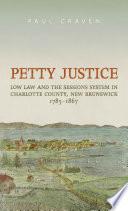 Petty Justice Book PDF