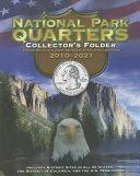 National Park Quarters Collector's Folder 2010-2021