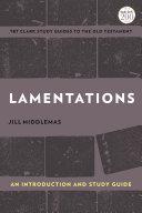 Lamentations Book