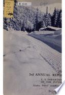 Annual Report - Alaska Power Administration